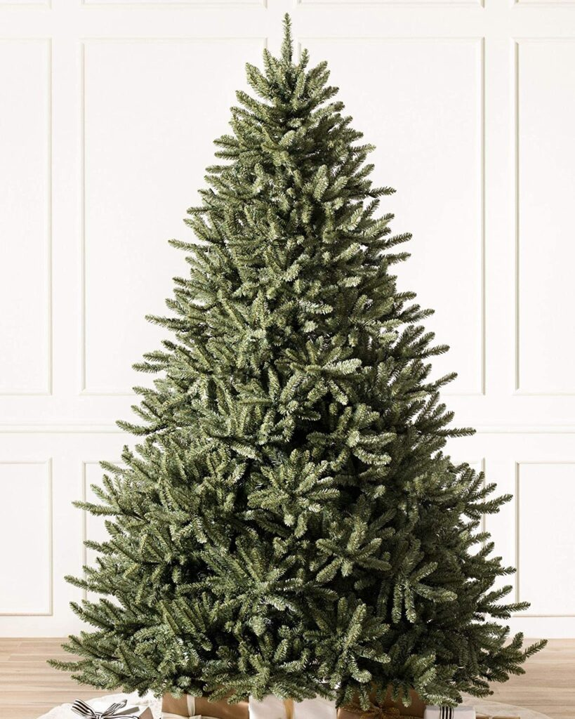 best pre lit led x mas tree 2020